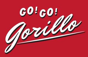 Go! Go! Gorillo - Logo