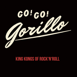 "Debut album ""King Kongs of Rock'n'Roll"" out now!"