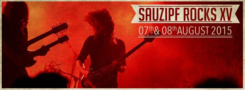 Sauzipf Rocks 2015