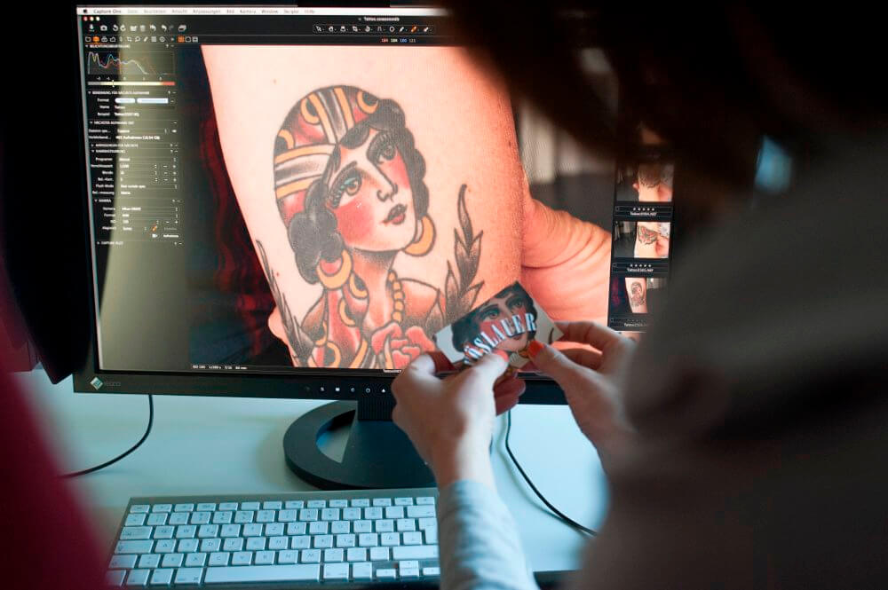 Vöslauer Tattoo Rocco