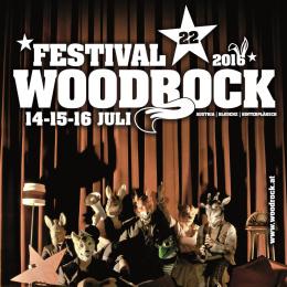 Go! Go! Gorillo @ Woodrock Festival 2016