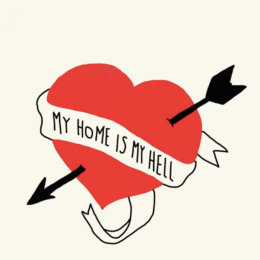 Neues Video – My Home Is My Hell